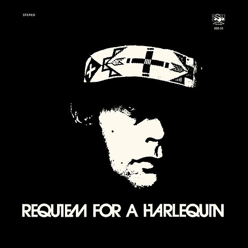 Requiem for a Harlequin by David Allan Coe