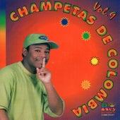 Champetas de Colombia Con el Pupy, Vol. 9 by Various Artists