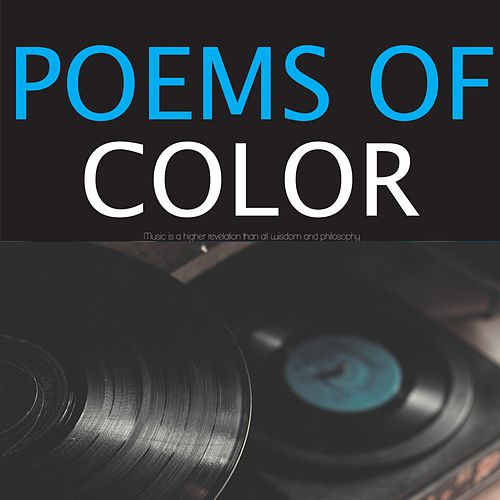Poems of Color de Frank Sinatra