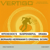 Vertigo von Bernard Herrmann