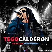 Tego Calderon  Live Club  Performance by Tego Calderon