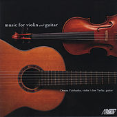 Music for Violin and Guitar de Donna Fairbanks