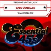 Teenage Santa Claus (Digital 45) by Babs Gonzales