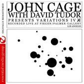 Variations IV (Digitally Remastered) by John Cage
