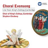 Choral Evensong live from King's College von Choir of King's College, Cambridge