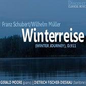 Schubert & Müller: Winter Journey, D. 911 von Gerald Moore (1)