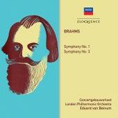 Brahms: Symphonies Nos. 1 & 3 by Various Artists