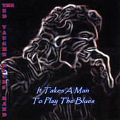 It Takes a Man to Play the Blues de The Ted Vaughn Blues Band