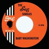 The Sue Singles by Baby Washington