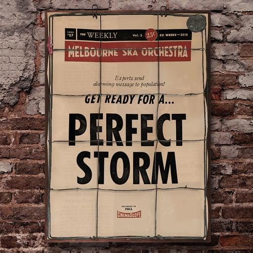 Perfect Storm di Melbourne Ska Orchestra