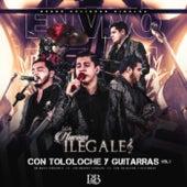 Con Tololoche y Guitarras, Vol. 1 by Los Nuevos Ilegales