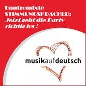 Buntgemixte Stimmungskracher: Jetzt geht die Party richtig los ! von Various Artists