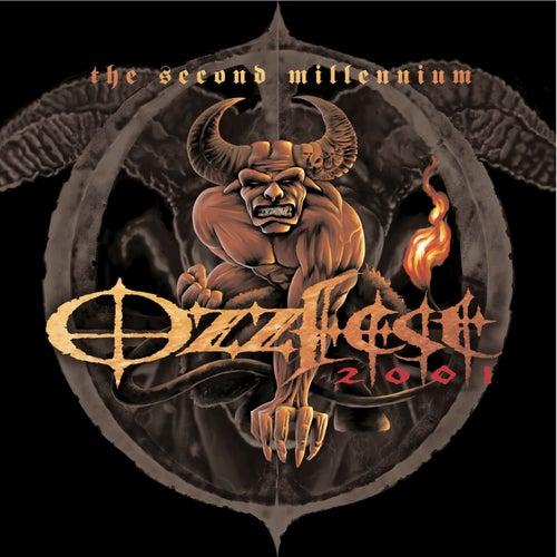 Ozzfest 2001: The Second Millennium by Various Artists