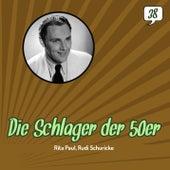 Die Schlager der 50er, Volume 38 (1950 - 1956) by Various Artists