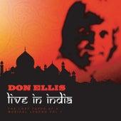 Don Ellis Live in India by Don Ellis