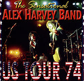 US Tour '74 de Sensational Alex Harvey Band