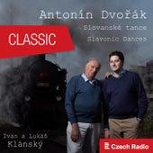 Antonín Dvořák: Slovanské tance pro klavír na čtyři ruce von Ivan Klánský