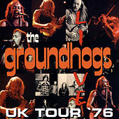 Live UK Tour '76 by The Groundhogs