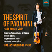 The Spirit of Paganini by Mario Hossen