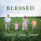 Blessed de Derek and Jana Simonis