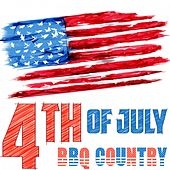 4th July Country Bbq Country by Various Artists