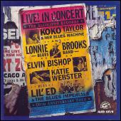 The Alligator Records 20th Anniversary Tour by Various Artists