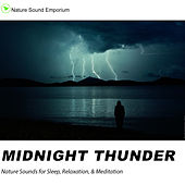 Midnight Thunder - Nature Sounds for Relaxation, Meditation, Studying  & Deep Sleep by Nature Sound Emporium