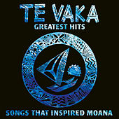 Te Vaka Greatest Hits van Te Vaka
