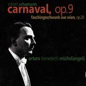 Schumann: Carnaval de Arturo Benedetti Michelangeli