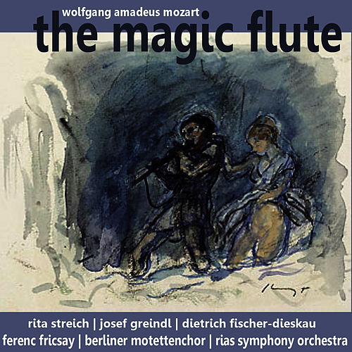 Mozart: The Magic Flute by RIAS Symphony Orchestra