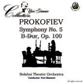 Prokofiev: Symphony No. 5 in B Major by Bolshoi Theatre Orchestra