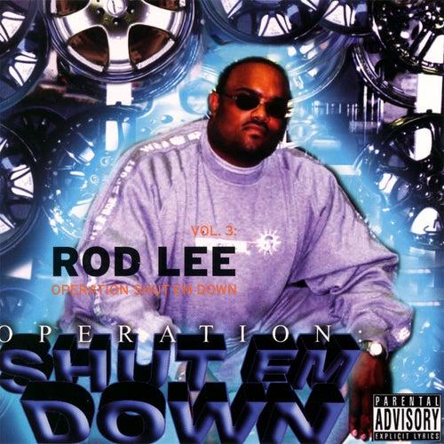 Vol. 3: Operation Shut Em Down by Various Artists