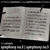 Schubert: Symphonies Nos. 3, 5 by Royal Philharmonic Orchestra