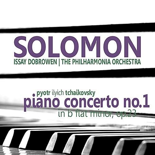Tchaikovsky: Piano Concerto No. 1 by Solomon (Classical)