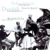 Rubinstein Collection, Vol. 66: Dvorák: Piano Quartet; Schuman: Piano Quintet by Arthur Rubinstein