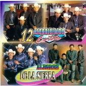 12 Exitos Alegrisimos by Los Alegres De La Sierra