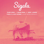 Feels Like Home (Jus Now Remix) van Sigala
