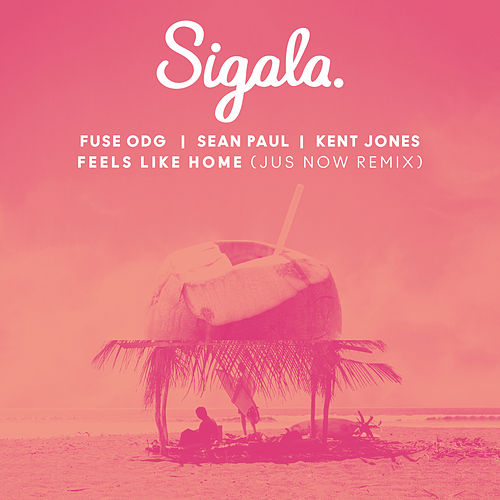 Feels Like Home (Jus Now Remix) de Sigala