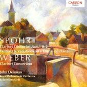 Spohr: Clarinet Concertos No.1 & 2 von John Denman