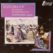 Schumann: Davidsbündlertänze / Kreisleriana by Walter Klien
