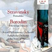 Borodin: Polovtsian Dances - Stravinsky : Petrushka by Various Artists