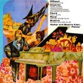 Milhaud / Chabrier / Faure / Ravel / Brahms de Various Artists
