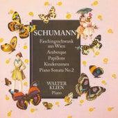 Schumann: Piano Works by Walter Klien
