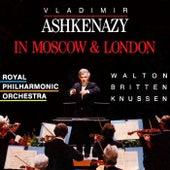 Ashkenazy In Moscow & London de Vladimir Ashkenazy