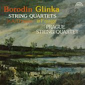 Borodin, Glinka: String Quartets by Prague String Quartet