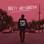 Sings His Sad Heart by Matt Nathanson