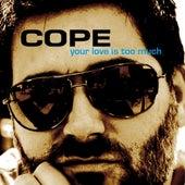 Your Love Is Too Much von Cope