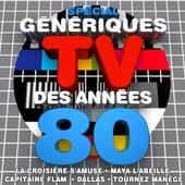 Spécial génériques TV des années 80 - EP by Various Artists