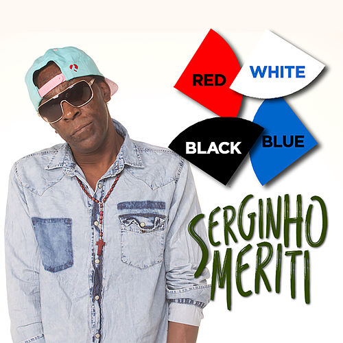 Red White Black Blue de Serginho Meriti