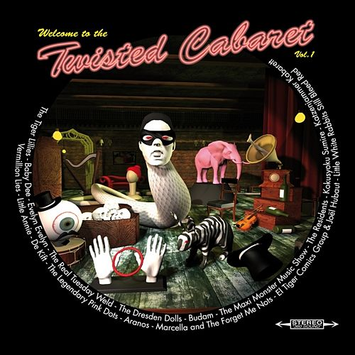 Twisted Cabaret, Vol. 1 by Various Artists
